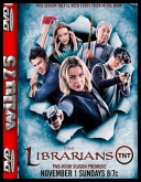 Bibliotekarze - The Librarians US [S02E01] [480p] [WEB-DL] [AC3] [XviD-Ralf] [Lektor PL]