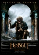 Hobbit: Bitwa Pięciu Armii / The Hobbit: The Battle of the Five Armies (2014) [EXTENDED] [480p] [BDRip] [XviD-B89] [Lektor PL]