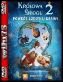 Królowa Śniegu 2 - The Snow Queen 2 *2014* [BRRip] [XviD-KiT] [Dubbing PL]