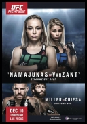 UFC Fight Night 80 Namajunas vs VanZant (2015) [HDTV] [x264-Ebi] [ENG] [mp4]