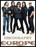 Europe - Discography  (1983-2015) [mp3@320kbps]