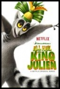 Niech żyje Król Julian - All Hail King Julien [S01E01] [720p] [WEBRip] [XviD-eend] [Dubbing PL]