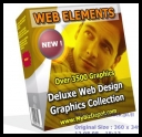 Deluxe Web Design Graphics Collection 3500 in 1 [eng] (full) [.exe]