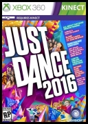 Just Dance 2016 (2015) [ENG] [Xbox360] [RF] [License]
