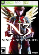 N3: Ninety-Nine Nights: Dilogy (2006-2010) [ENG] [Xbox360] [RF] [License]