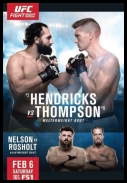 UFC Fight Night 2016 02 06 Hendricks vs Thompson (2016) [720p] [HDTV] [30fps] [x264-Reborn4HD] [ENG] [mp4] torrent