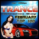 VA - February Top 100 - Collection Trance (2016) [mp3@32kbps]