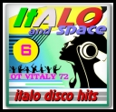 VA - SpaceSynth & ItaloDisco Hits - 6 от Vitaly 72 (2016) [mp3@320kbps]