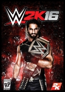 WWE 2K16 (2016) [ENG] [CODEX] [DVD9] [ISO]