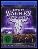 Live At Wacken 2013 (2014) [BDRip] [1080p] [mkv]