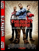 Cicha noc - The Night Before *2015* [BRRip] [XviD-KiT] [Lektor PL]