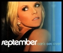September-Cant Get Over-Promo CDM-2008 [mp3@VBR]