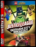 Lego DC Comics Superheroes: Justice League - Gotham City Breakout *2016* [480p] [BDRip] [AC3] [XviD-MX] [Napisy PL]
