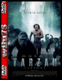 Tarzan: Legenda - The Legend of Tarzan *2016* [MD] [BLURRED] [HDRip] [XviD-KiT] [Dubbing PL]