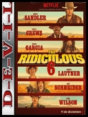 The Ridiculous 6 (2015) [WEBRip] [XviD-KiT] [Lektor PL]