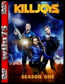 Killjoys [S01E02] [480p] [BRRip] [AC3] [XviD-Ralf] [Lektor PL]