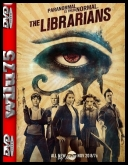 Bibliotekarze - The Librarians [S03E01] [480p] [WEB-DL] [AC3] [XviD-Ralf] [Lektor PL]
