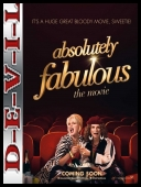 Absolutnie fantastyczne: Film - Absolutely Fabulous: The Movie (2016) [BDRip] [XviD-KiT] [Lektor PL]