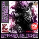 VA - Revolution Mashines: Symphomy Of Techno (2017) [mp3@320kbps] torrent