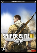 Sniper Elite III [Ultimate Edition] (2014) [MULTi9-PL] [License] [1.15a/dlc] [DVD9] [ISO]