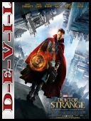 Doktor Strange - Doctor Strange (2016) [BDRip] [XviD-KiT] [Dubbing PL]