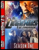 DCs Legends of Tomorrow [Sezon 01] [480p] [WEB-DL] [AC3] [XviD-Ralf] [Lektor PL]