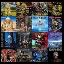 IRON MAIDEN   Discography *1980   2015* [mp3@320kbps] torrent