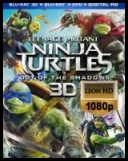 Wojownicze żółwie ninja: Wyjście z cienia 3D - Teenage Mutant Ninja Turtles: Out of the Shadows *2016*[1080p.3D.Half.Over-Under.AC3 5.1.BluRay.x264-LEON 345] [Dubbing i napisy PL]