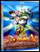Rodencja i ząbek księżniczki 3D   Rodencia y el Diente de la Princesa *2012* [mini HD 1080p 3D Half Over Under AC3 BluRay x264 SONDA] [Lektor PL] [AT TEAM]