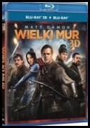 Wielki Mur-The Great Wall 3D (2016)[BRRip 1080p x264 by alE13 AC3/DTS][Lektor i Napisy PL/Eng][Eng]
