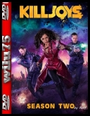 Killjoys [S02E07] [480p] [BRRip] [AC3] [XviD-Ralf] [Lektor PL]