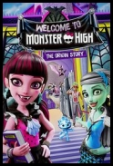 Witamy w Monster High - Monster High Welcome to Monster High (2016) [BRRip] [XviD-KRT] [Dubbing PL]