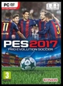 Pro Evolution Soccer 2017 (PES17) - PC Game - Cracked