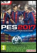 Pro Evolution Soccer 2017 (PES 2017) CPY(+CRACKFIX) [English] [v1.01.00] [RePack By Skitters]