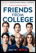 Przyjaciele z uniwerku - Friends from College *2017* [S01] [KOMPLET] [720p] [WEBRip] [x264-J] [Lektor PL] torrent
