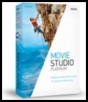 MAGIX VEGAS Movie Studio Platinum 14.0.0 Build 148 - 64bit [PL] [Crack V.R.]