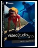 Corel VideoStudio Ultimate X10 v20.5.0.60 - 32bit [ENG] [Serial] [+Update Patch]