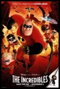 Iniemamocni - The Incredibles (2004) [1080p] [DVDRip] [XviD] [AC-3] [Dubbing PL]