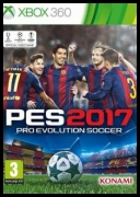 Pro Evolution Soccer 2017 (2016) [MULTi7-ENG] [XBOX360-COMPLEX] [PAL] [ISO]