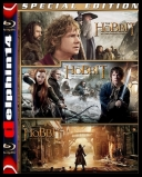 Hobbit: Trilogy (2012-2013-2014) [EXTENDED] [Collection] [BRRip] [XviD-GR4PE] [Lektor PL]
