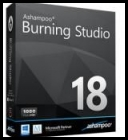 Ashampoo Burning Studio 18.0.6.29 (4810) [PL] [Crack & Reg File]