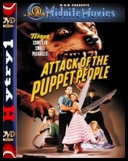 Attack of the Puppet People (1958) [DVDRip] [XviD] [AC-3] [Napisy PL] [H1]
