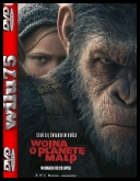 Wojna o planetę małp - War for the Planet of the Apes *2017* [BDRip] [XviD-KiT] [Lektor PL]