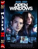 Link do zbrodni - Open Windows (2014) [720p] [BDRip] [XviD] [AC-3] [Lektor PL] [H1]