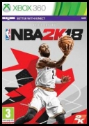 NBA 2K18 (2017) [ENG] [XBOX360-COMPLEX] [RF] [ISO] torrent