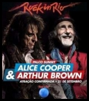 Alice Cooper - Rock in Rio [Live] (2017) [HDTVRip] [Lumin] [AVI]