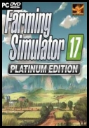 Farming Simulator 17: Platinum Edition [V1.5.1.0+All DLC] 2017 [MULTI-PL] [RELOADED] [ISO]
