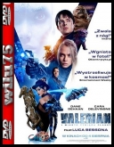Valerian i Miasto Tysiąca Planet - Valerian and the City of a Thousand Planets *2017* [BDRip] [XviD-KiT] [Lektor PL]