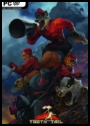 Tooth And Tail 2017 [ENG] [PLAZA] [ISO]
