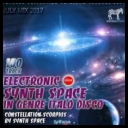 V - Electronic Synthspace In Genre Italo Disco 2017 [mp3192-320kbps]